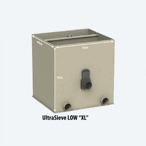 Ultra sieve LOW %22XL%22